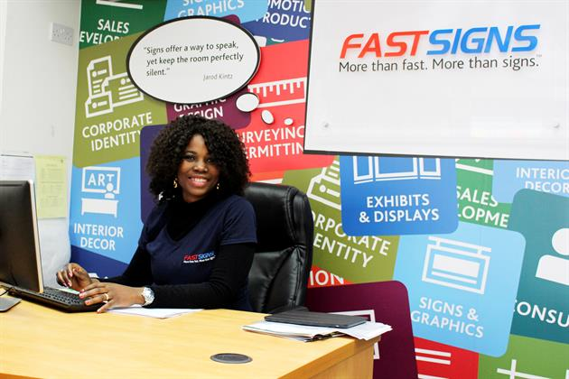 FASTSIGNS Women in Franchising