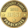 Military Times 2018 Best Franchises