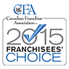 CFA 2015 Franchisees' Choice