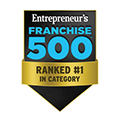 Franchise 500 - Ranked #1 in Category