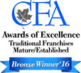 CFA Awards of Excellence - Bronze Winner 2016