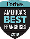 Forbes America's Best Franchise 2019