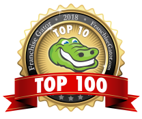 Franchise Gator - Top 100  3 consecutive years 2016 - 2018