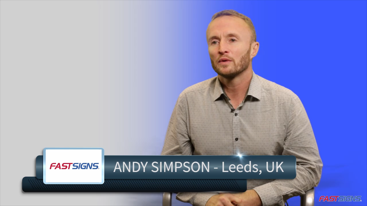 Franchise Owners - Andy Simpson