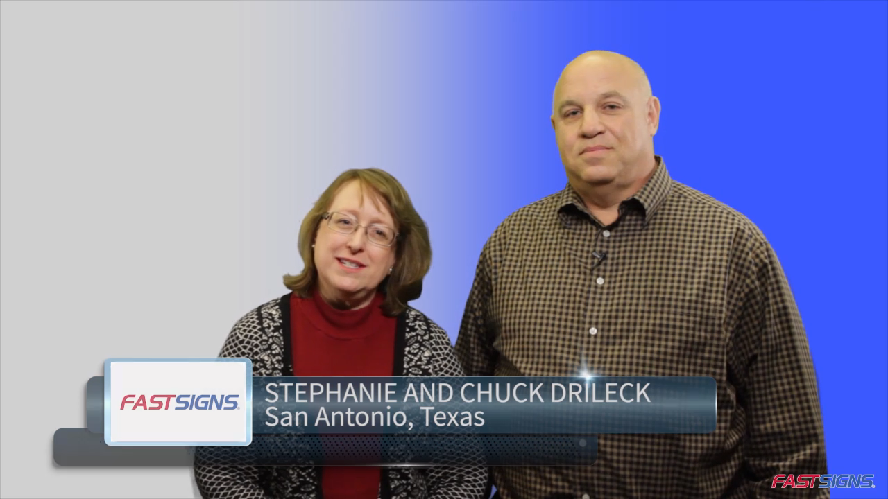 Franchise Owners - Stephanie & Chuck Drileck