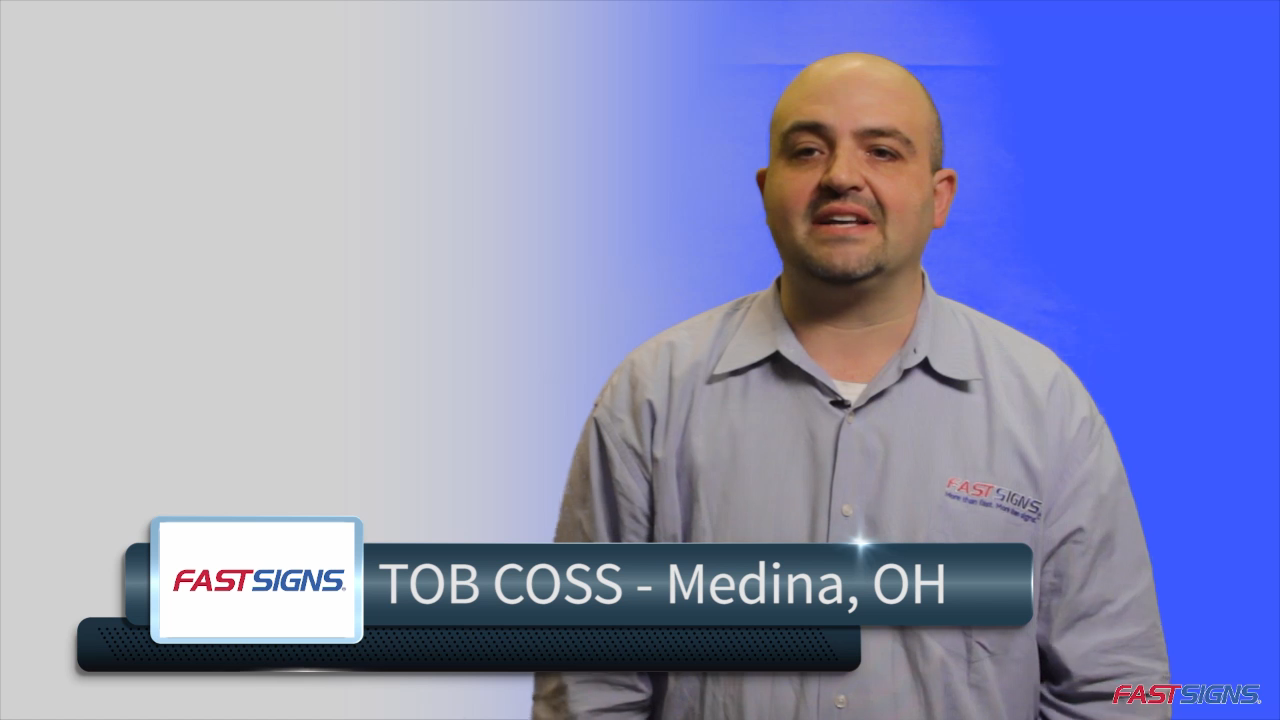Franchise Owners - Tob Coss